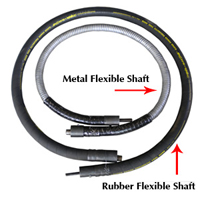 Flexible Shaft Metal/ Rubber